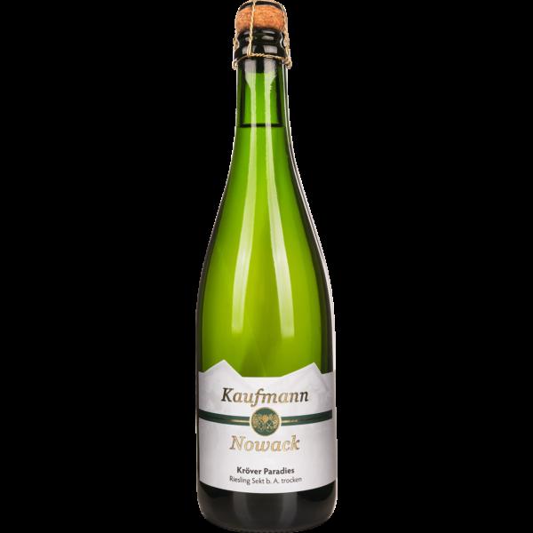Weingut Kaufmann-Nowack - Das Ferienweingut in Kröv an der Mosel - Kröver Paradies Riesling Sekt b.A. trocken