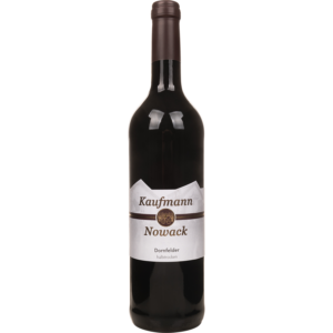 Weingut Kaufmann-Nowack - Das Ferienweingut in Kröv an der Mosel - Mosel Dornfelder halbtrocken 2018