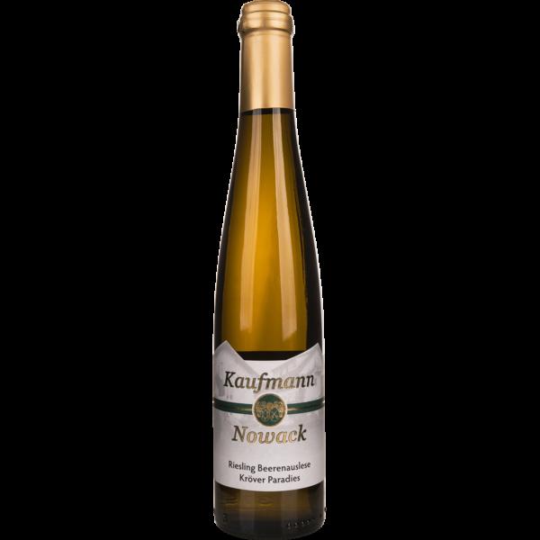 Weingut Kaufmann-Nowack - Das Ferienweingut in Kröv an der Mosel - Kröver Paradies Riesling Beerenauslese 2018