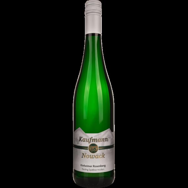 Weingut Kaufmann-Nowack - Das Ferienweingut in Kröv an der Mosel - Kinheimer Rosenberg Riesling Spätlese trocken