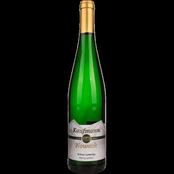 Weingut Kaufmann-Nowack - Das Ferienweingut in Kröv an der Mosel - Kröver Letterlay Riesling Spätlese