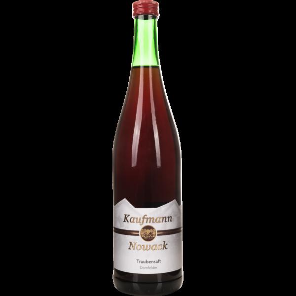 Weingut Kaufmann-Nowack - Das Ferienweingut in Kröv an der Mosel - Dornfelder Traubensaft rot 2019