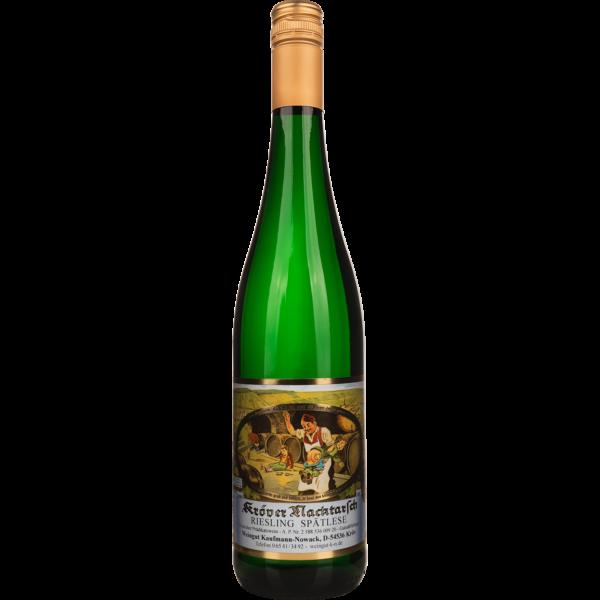 Weingut Kaufmann-Nowack - Das Ferienweingut in Kröv an der Mosel - Kröver Nacktarsch Riesling Spätlese